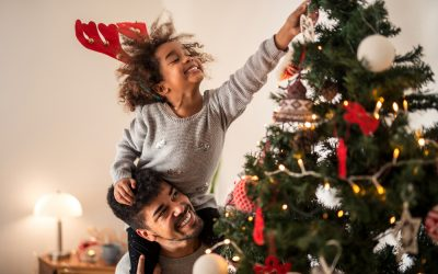 Helping Children Enjoy The Beautiful-But Often Hectic Holiday Season